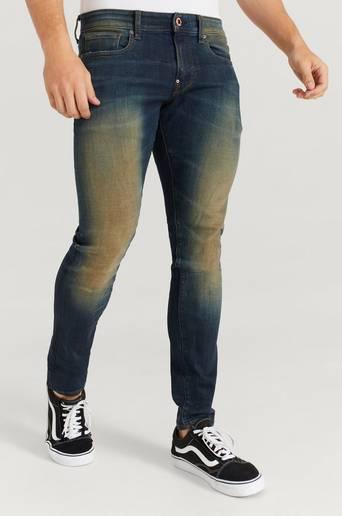 G-Star Jeans Revend Skinny Blå