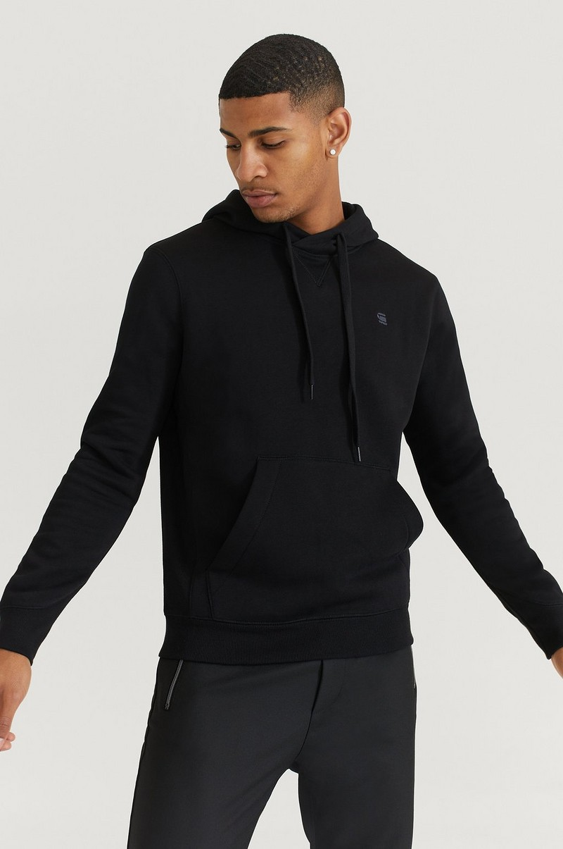 Hoodie Premium Core Hdd SW L\S
