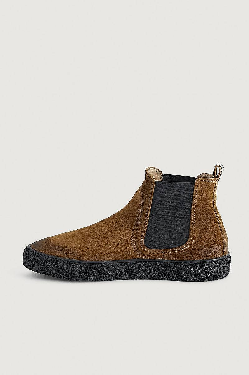 Boots Sluggish Suede Shoe