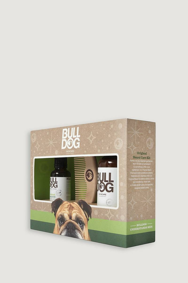 Bulldog Original Beard Care Kit