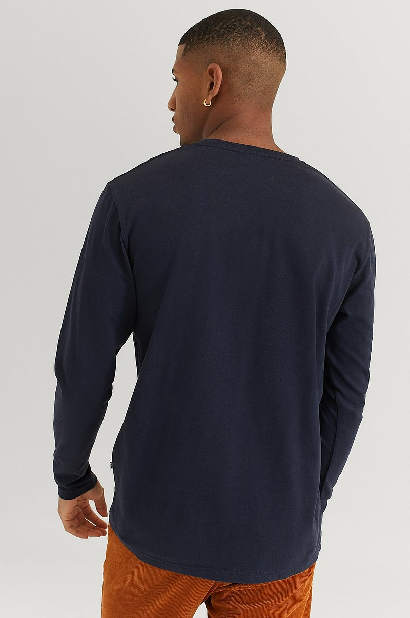 Langermet T-shirt Peter Long Sleeve