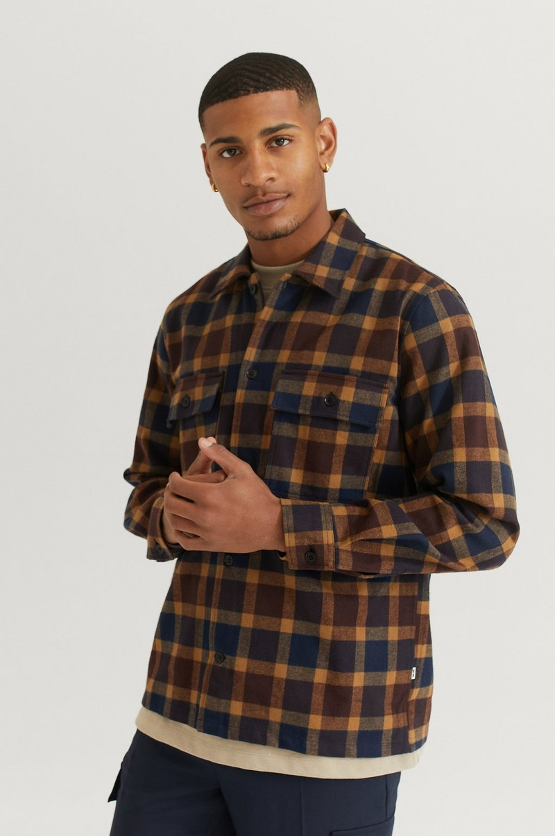 Overshirt Franco Shirt
