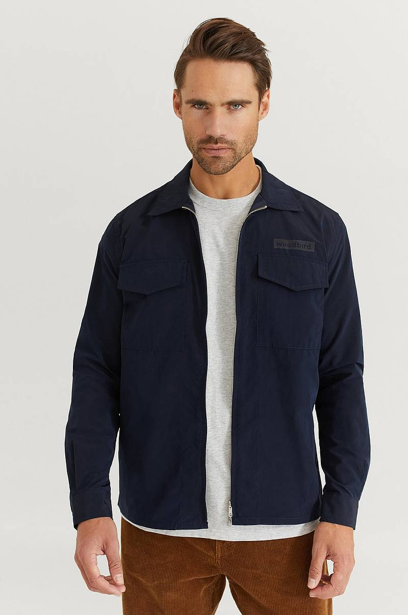 Overshirt Klarc Zip Shirt