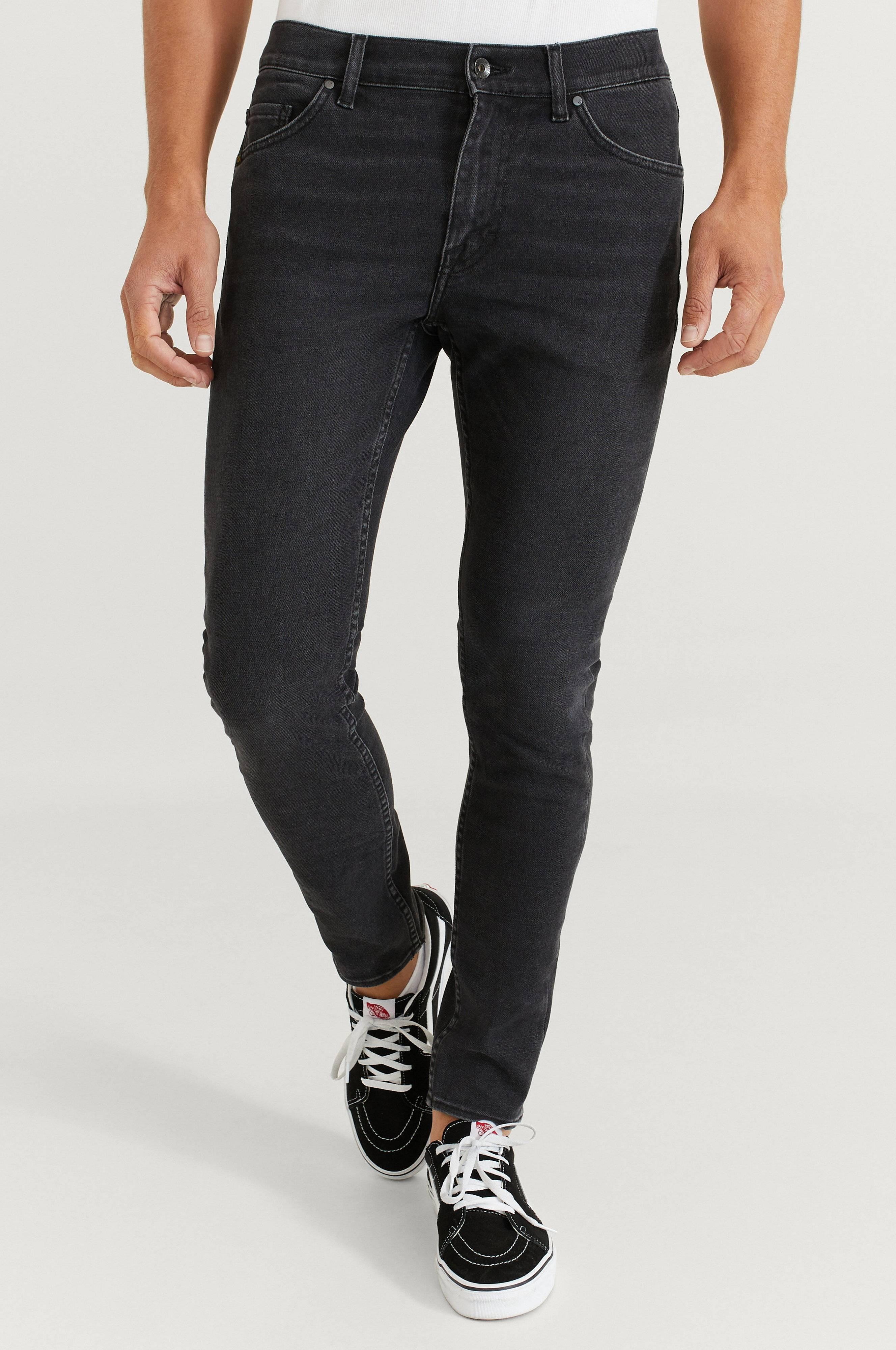 Tiger of Sweden Jeans Evolve Svart