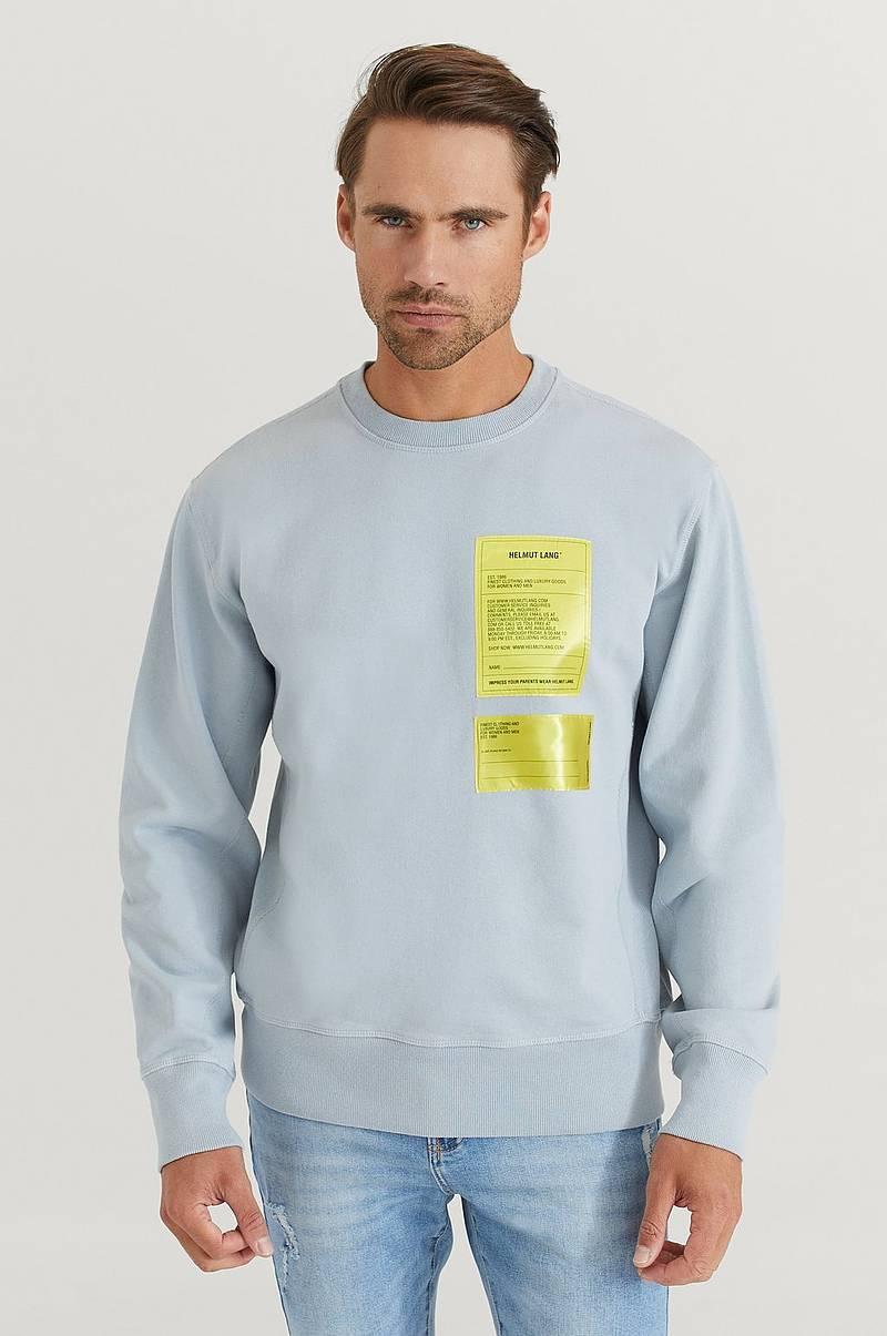 Sweatshirt Masc Crew Sweat