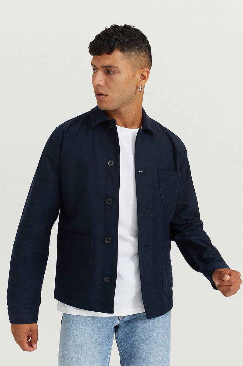 Overshirt Worker Jacket 10816
