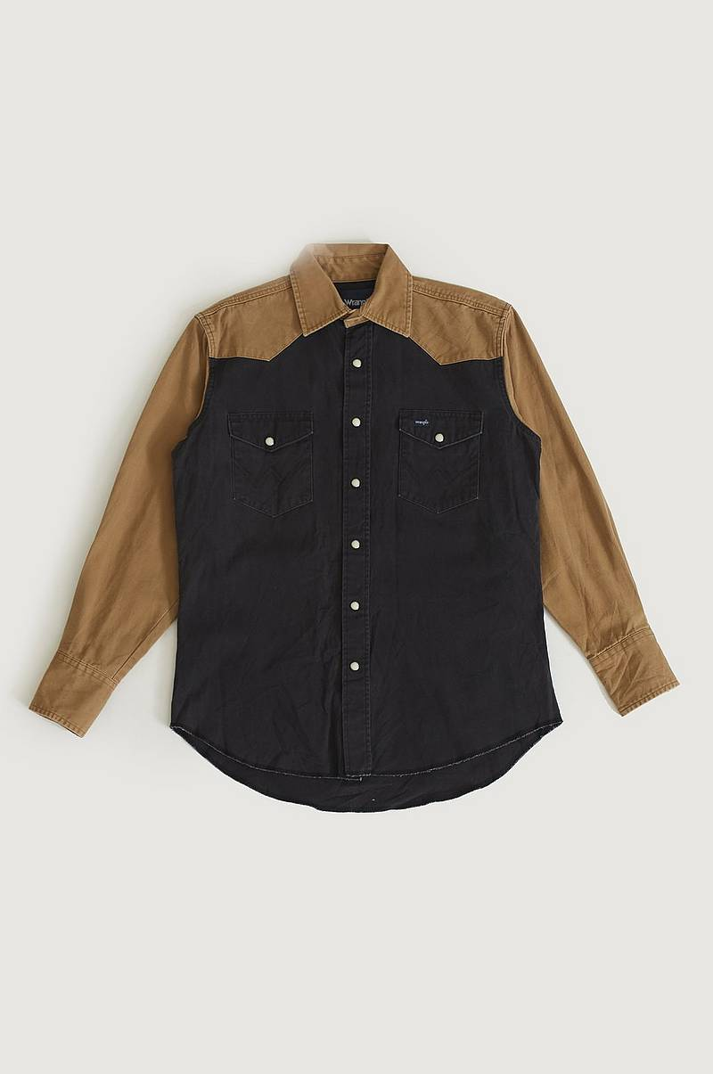 Overshirt Wrangler Two Tone Overshirt (90s)