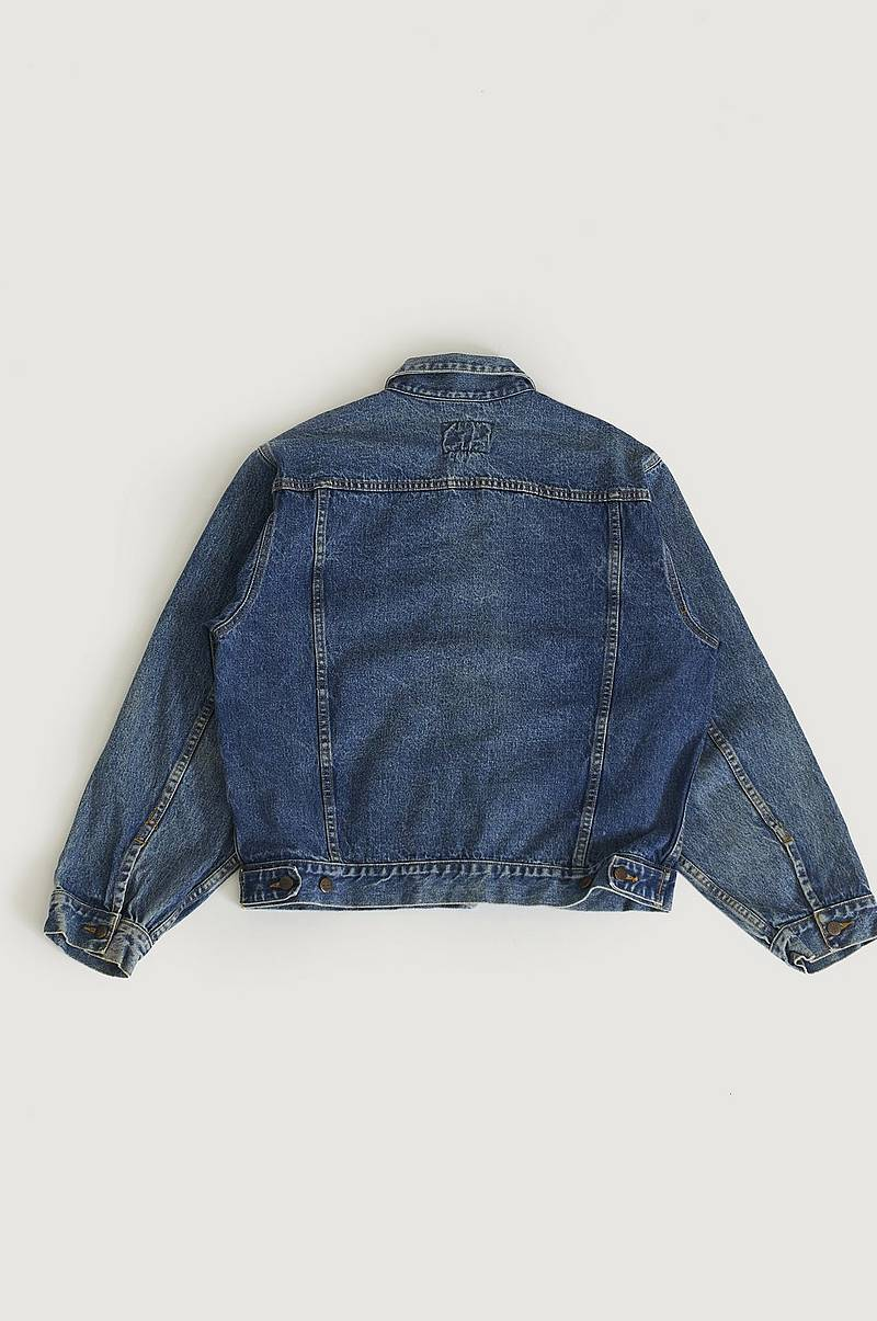 Jacka Boss Denim Jacket (90s)