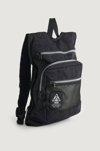 Vans Ryggsäck Vans Low-Pro Backpack Svart