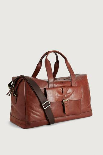 Saddler Weekendbag Charles Brun