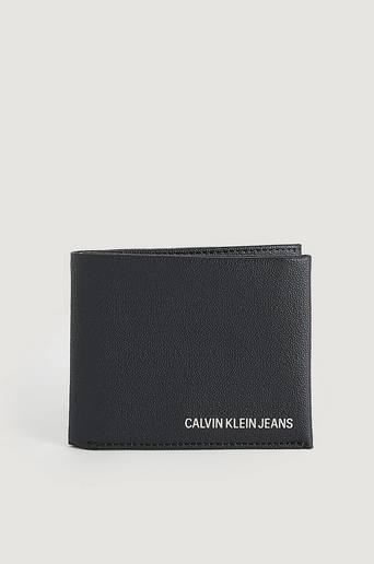 Calvin Klein Plånbok Billfold W/Coin Svart