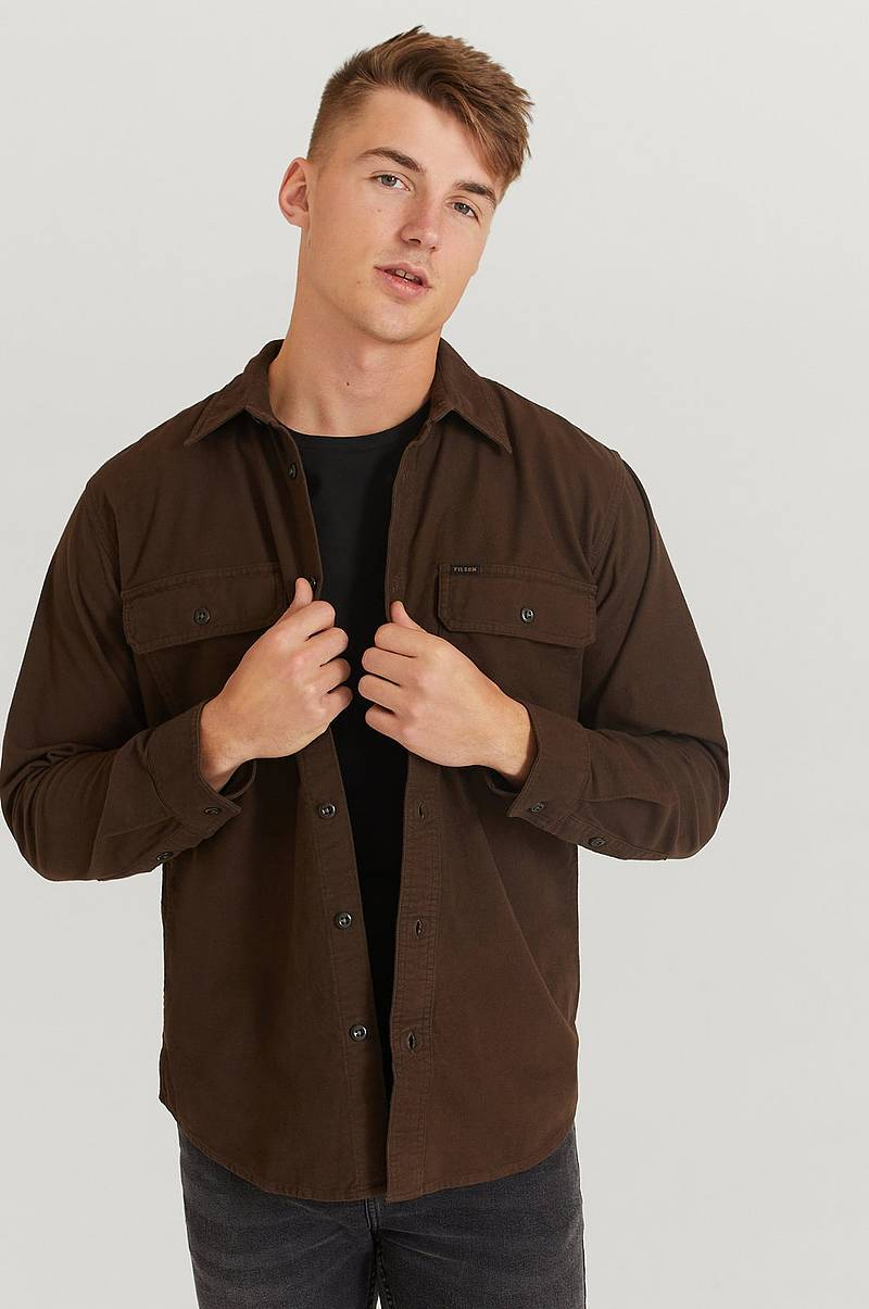 Skjorte Field Flannel Shirt
