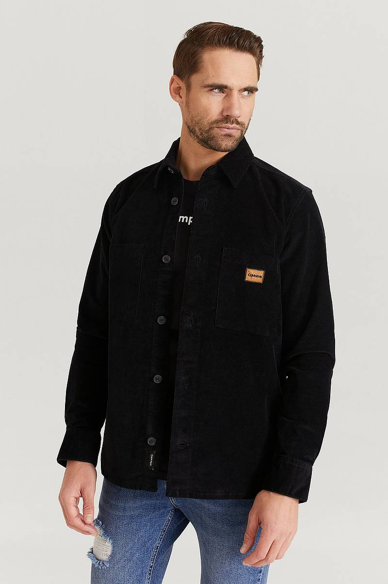 Overshirt Corduroy Workwear Shirt