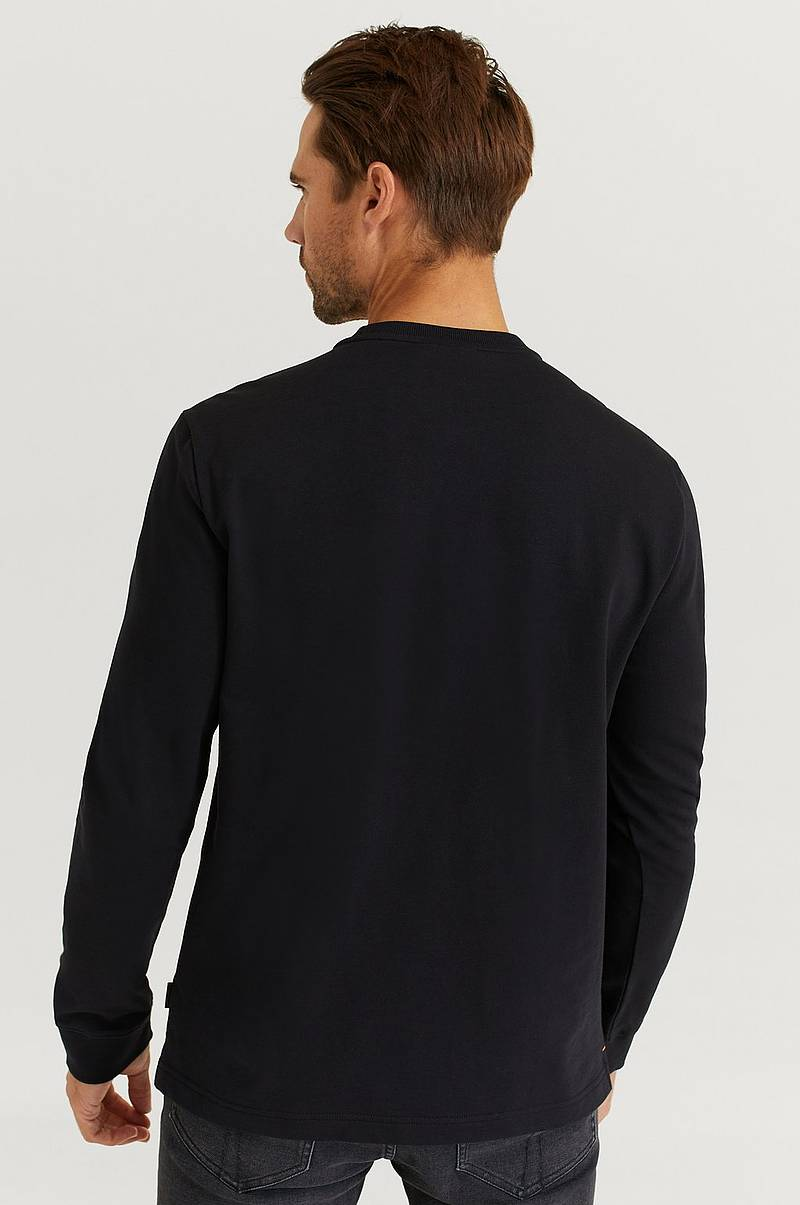 Collegepusero Long Sleeve Light Sweatshirt