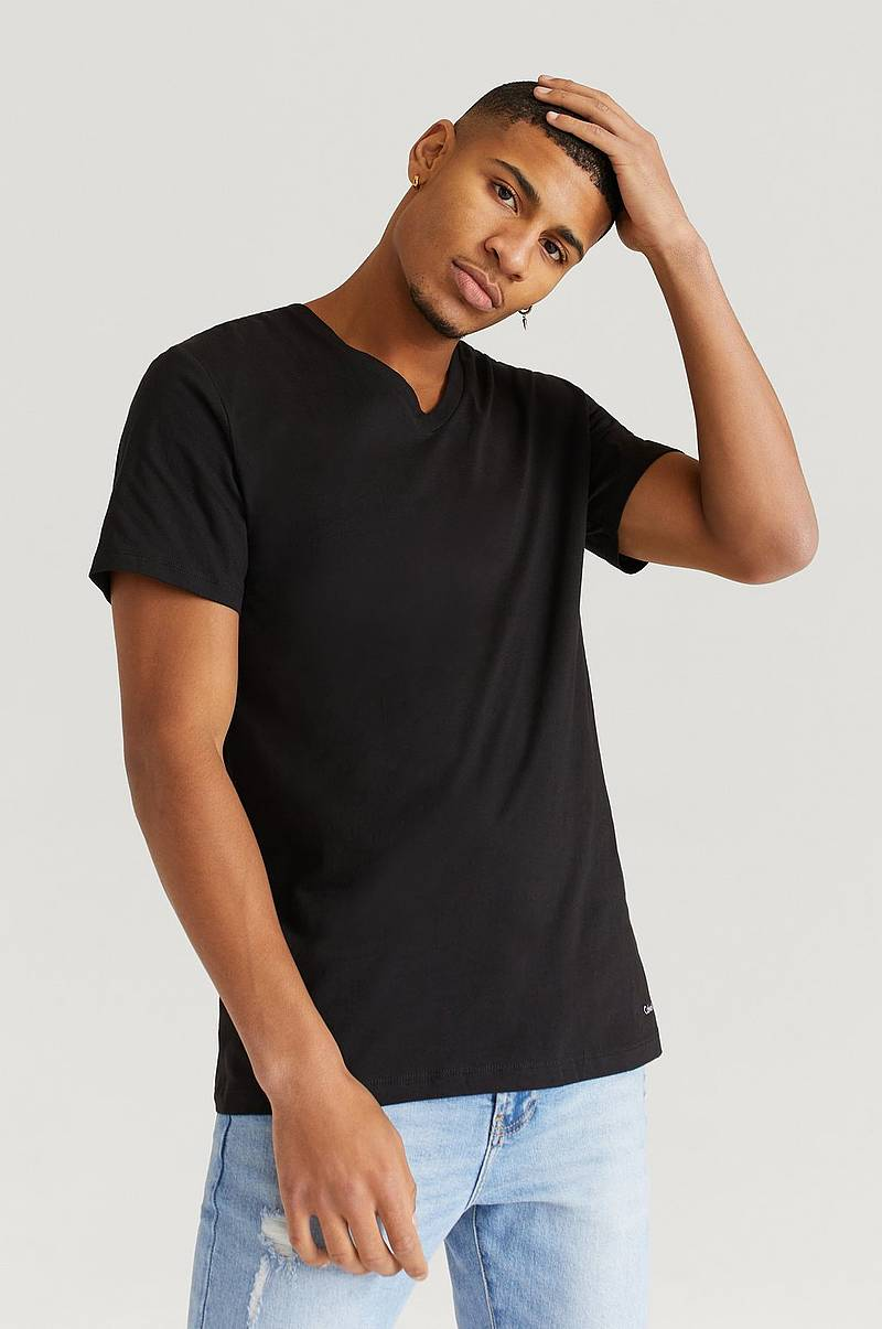 3-Pack T-shirts S/S V NECK 3PK