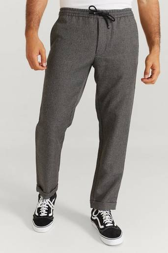 Tommy Hilfiger Byxor Active Pant Prince Of Wales Grå