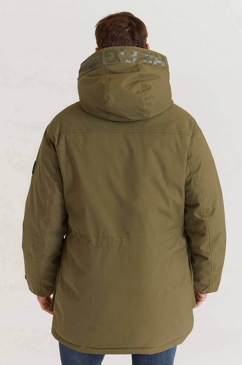 Parkacoat Heavy Canvas Parka
