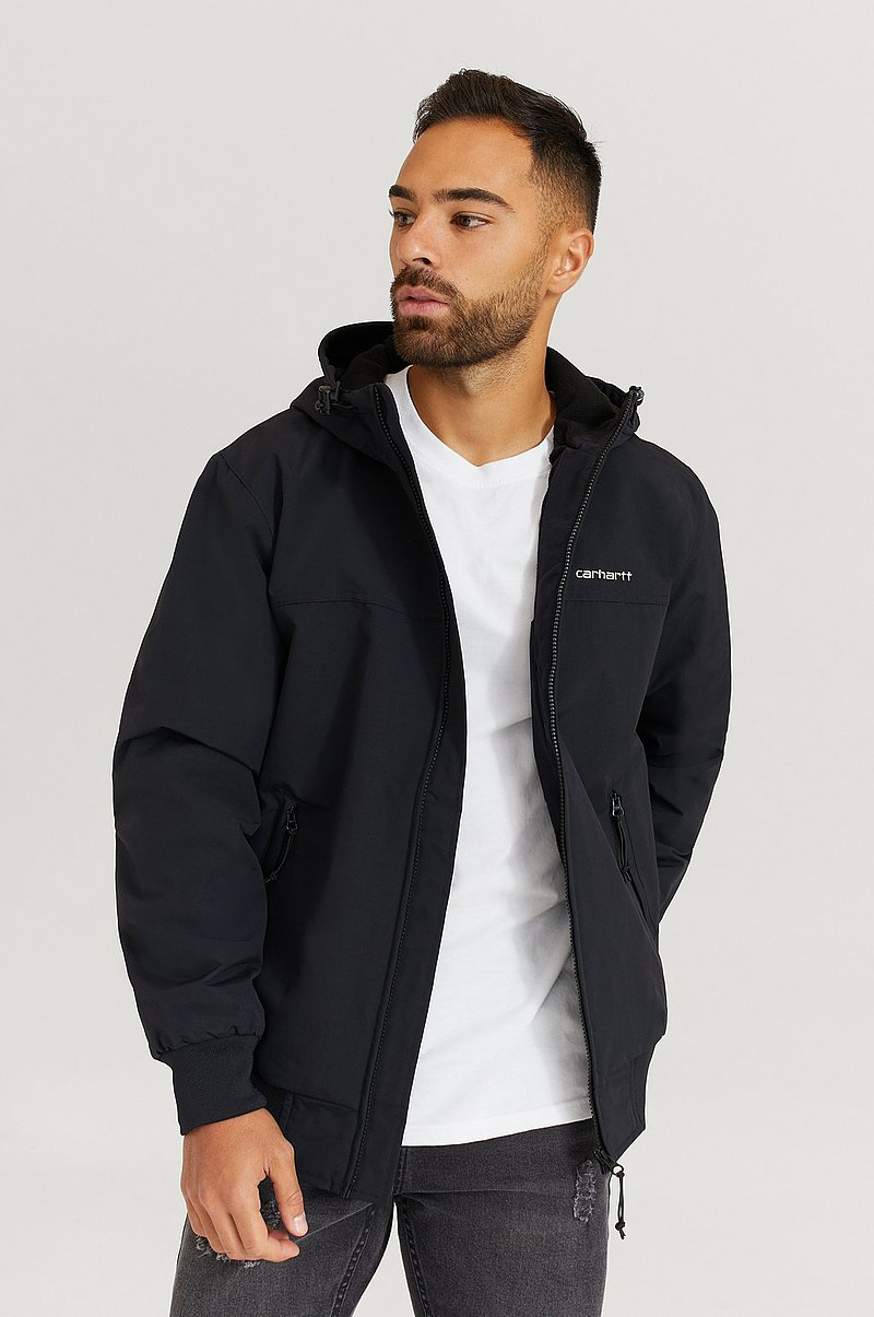 Jakke Hooded Sail Jacket