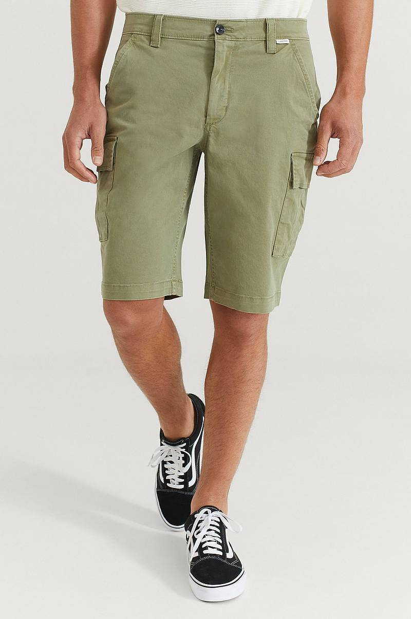 Shorts Garment Dyed Cargo Shorts