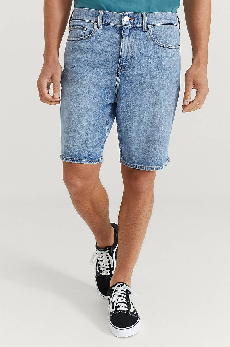 Jeans Denim Short - NPLS Light Blue
