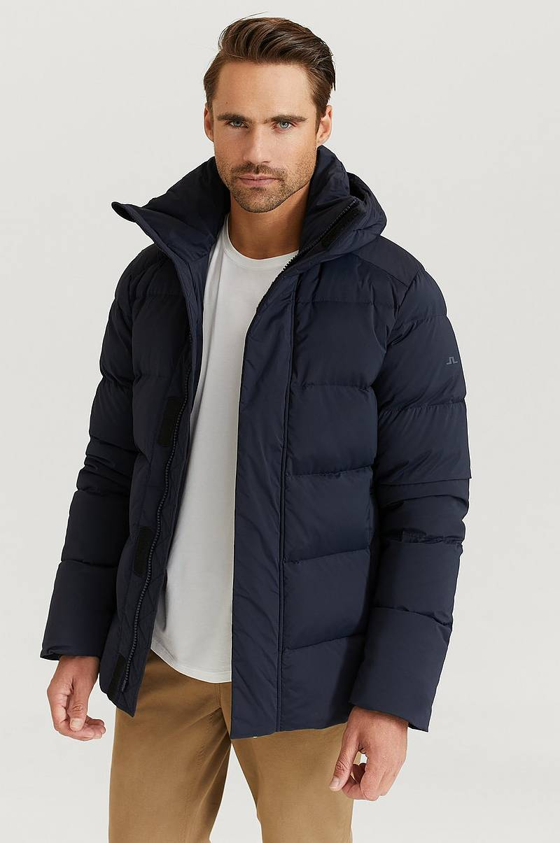 Jacka Barrell Stretch Down Jacket
