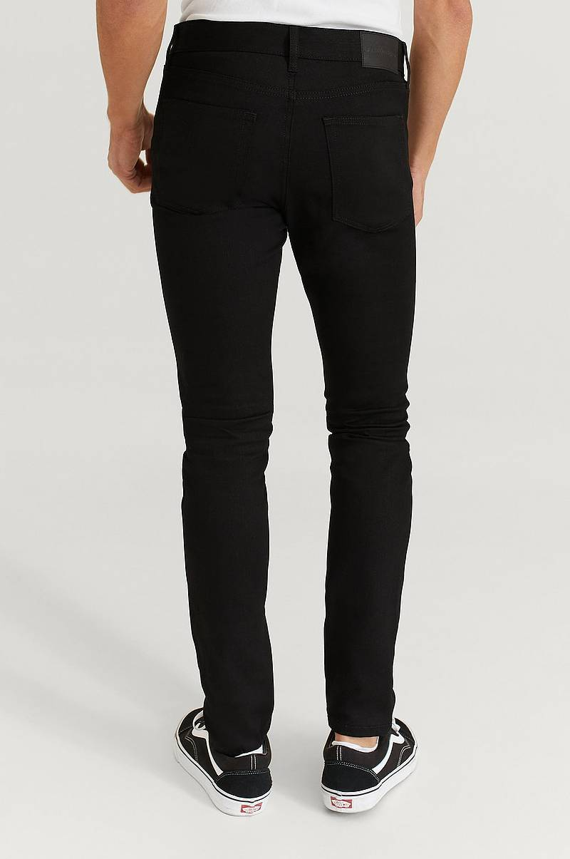 Jeans Damien Black Stretch Jeans