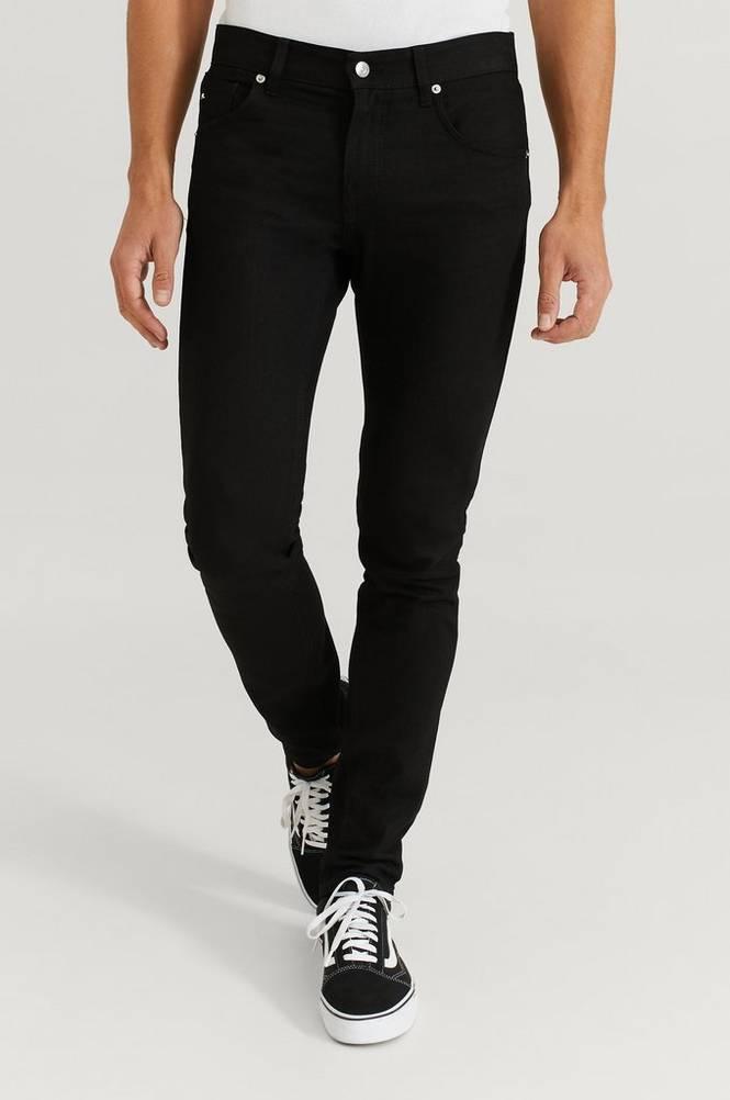 Farkut Damien Black Stretch Jeans
