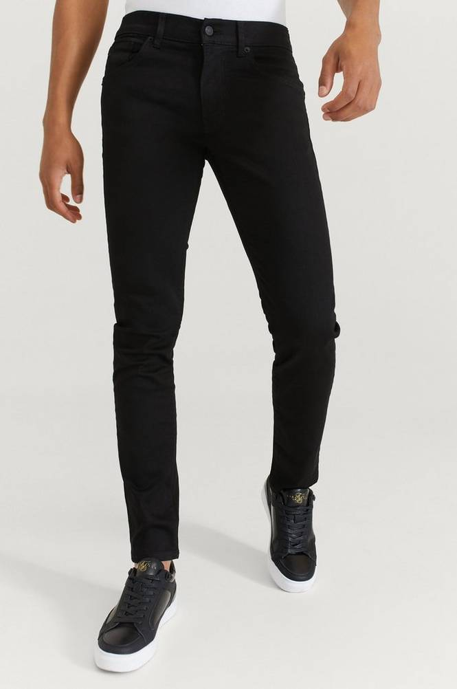 Farkut Jay Reactive Black Jeans