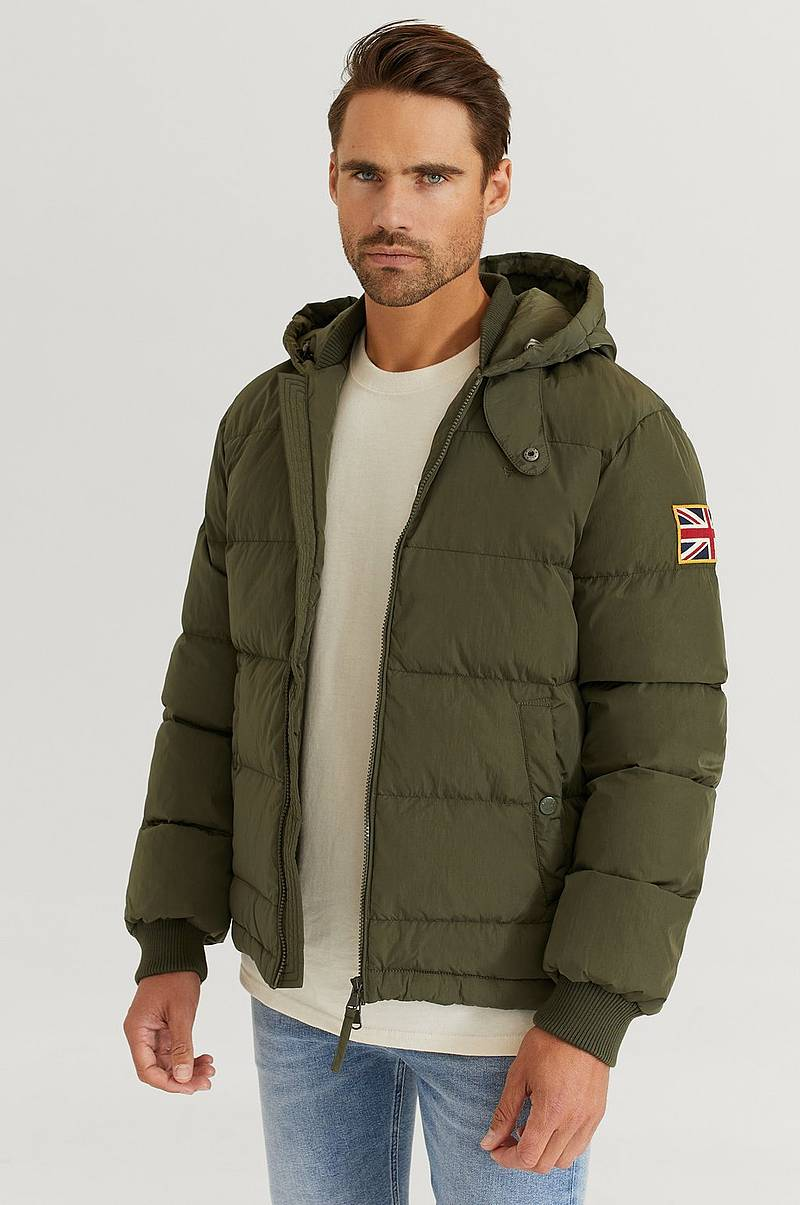 Dunjakke Duncan Down Jacket