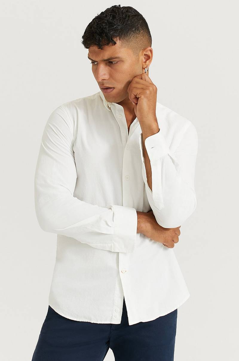 Skjorte Cedrik Button Under Shirt