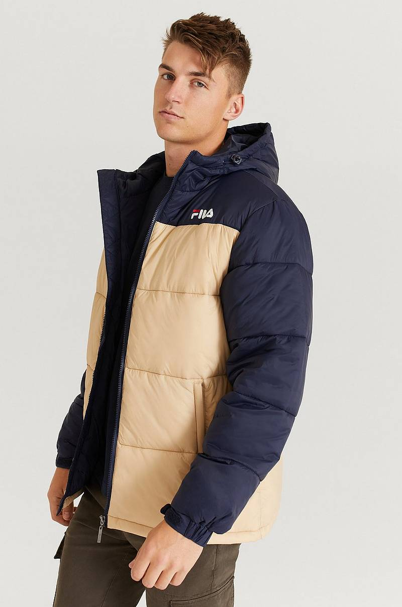 Jacka Men Scooter Puffer Jacket