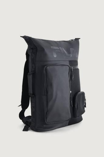 FILA Ryggsäck Backpack Frosted PU-3D Mesh Svart