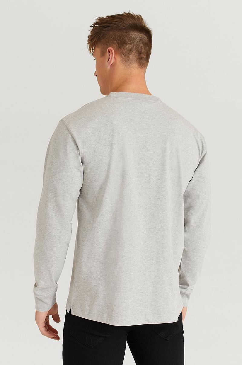 Langærmet t-shirt Cory Long Sleeve T-shirt