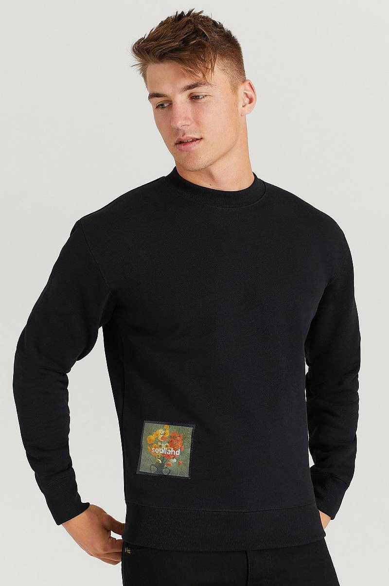 Collegepusero Stilleben Square Sweatshirt