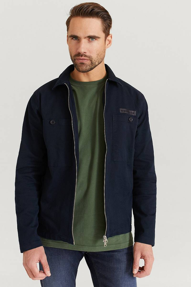 Overshirt Kent Buzz Shirt