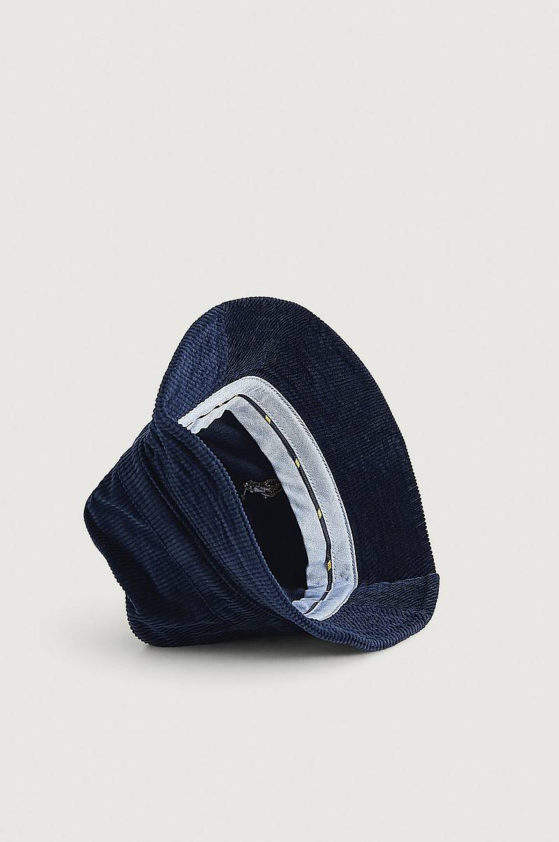 Hattu Cord Bucket Hat