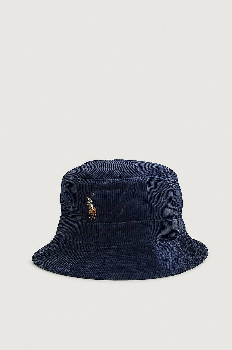 Hatt Cord Bucket Hat