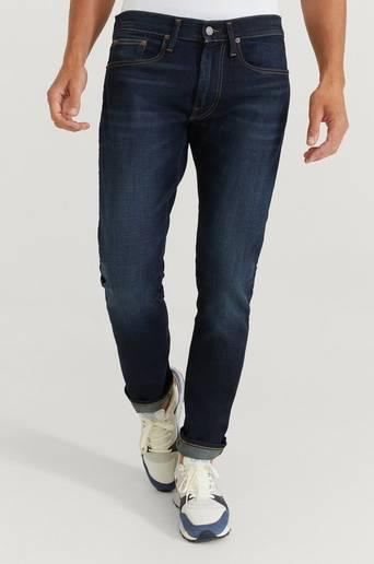 Polo Ralph Lauren Jeans Sullivan Slim Blå