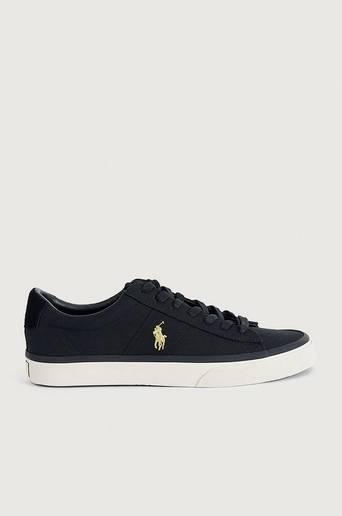 Polo Ralph Lauren Sneakers Sayer Sneakers Svart