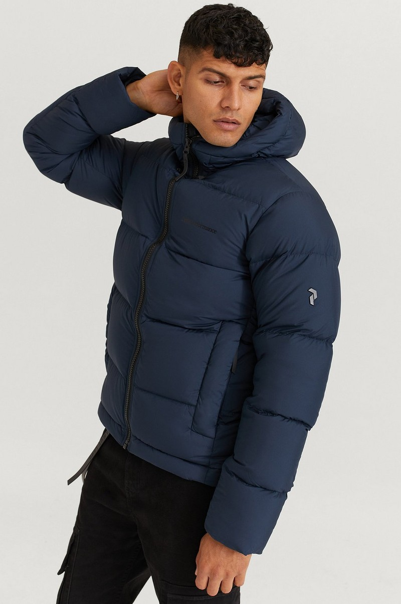 Dunjakke M Rivel Jacket