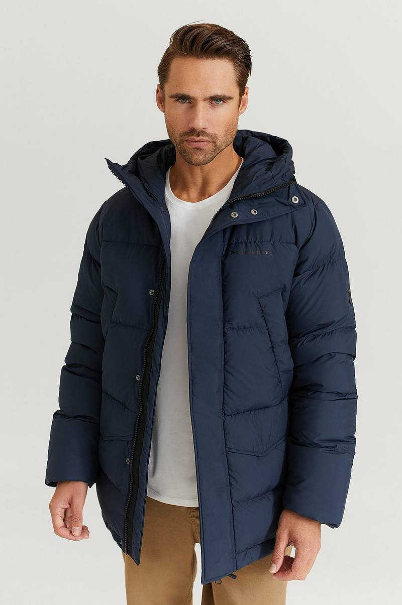 Jakke M Rivel Parka