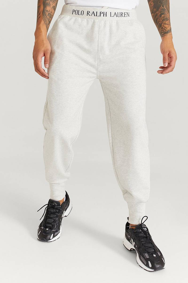 Housut Loopback Jersey Pants