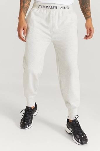 Polo Ralph Lauren Byxor Loopback Jersey Pants Grå