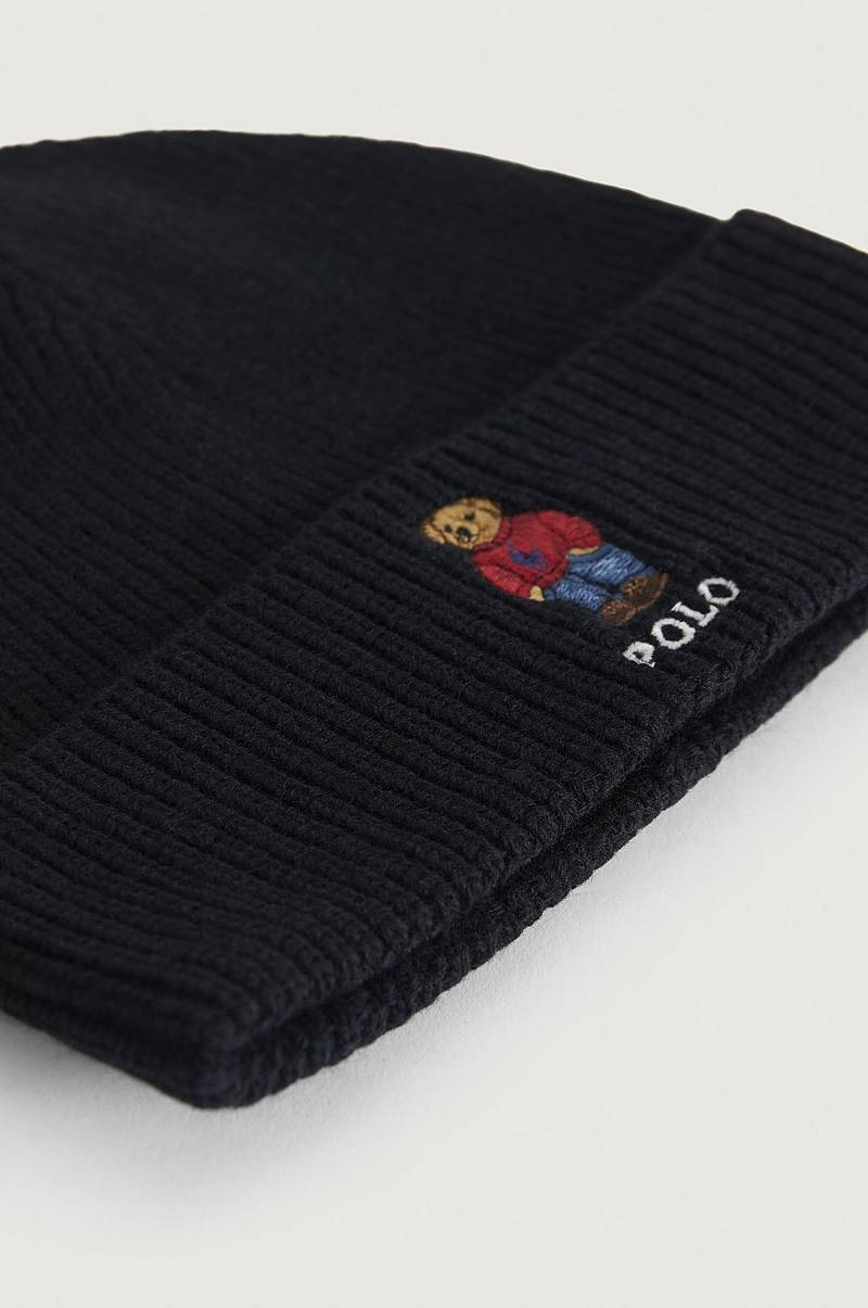 Lue Polo Bear Hat
