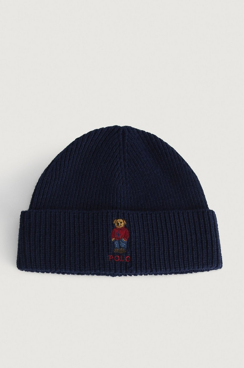 Mössa Polo Bear Hat