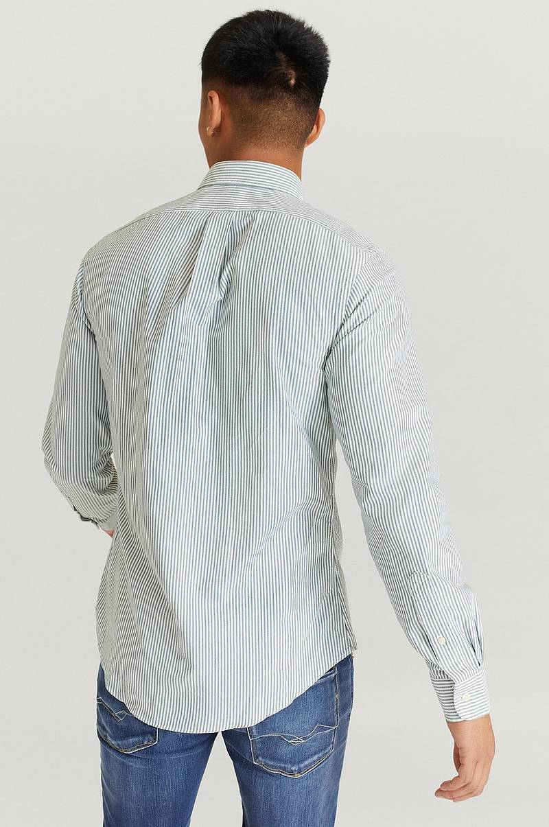 Skjorte Oxford Stripe