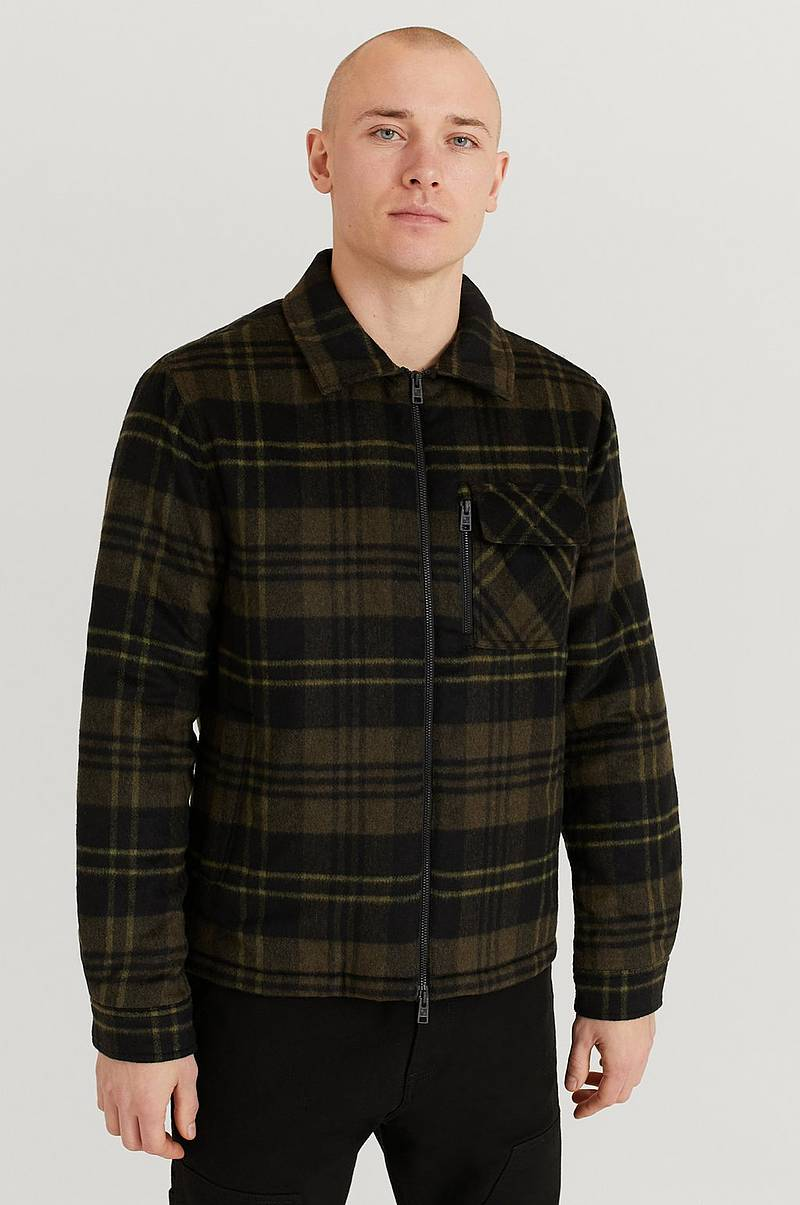 Overshirt Timber Padded Over Shirt