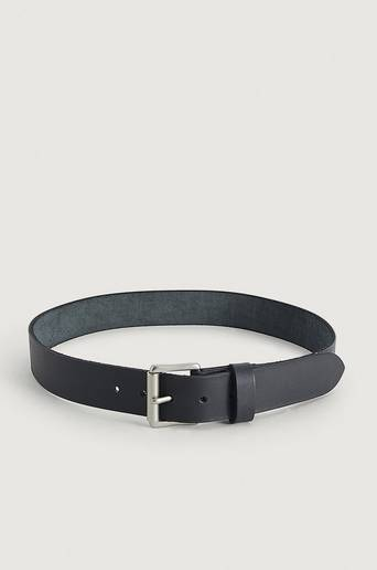 Red Wing Shoes Belt Svart
