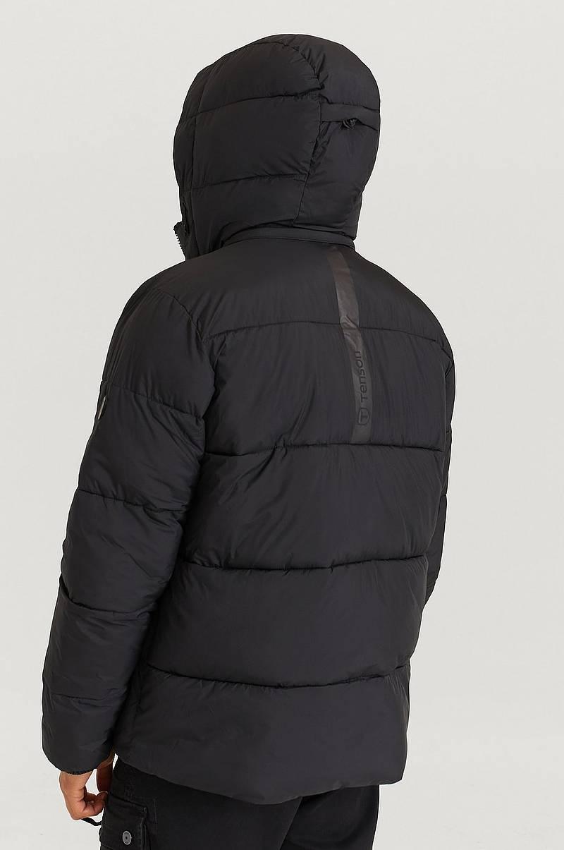 Lee Jacka Puffer Jacket Svart Dun & vadderade jackor