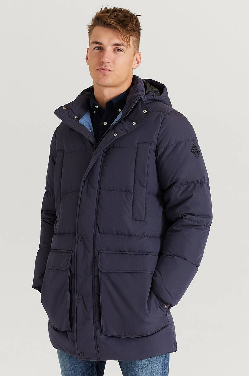 Parkas The Long Alta Down Jacket